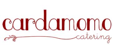 Cardamomo catering logo