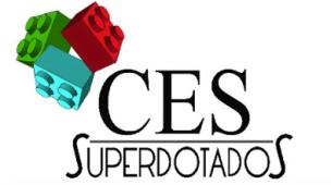 CES superdotados logo 2